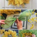 Sunflower Wreath Pictures Photos And Images For Facebook Tumblr Pinterest And Twitter