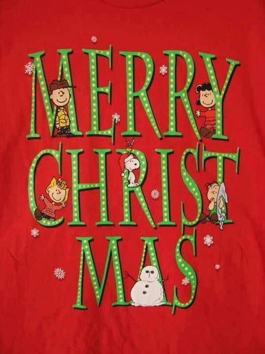 Brown Religious Charlie Sayings Christmas