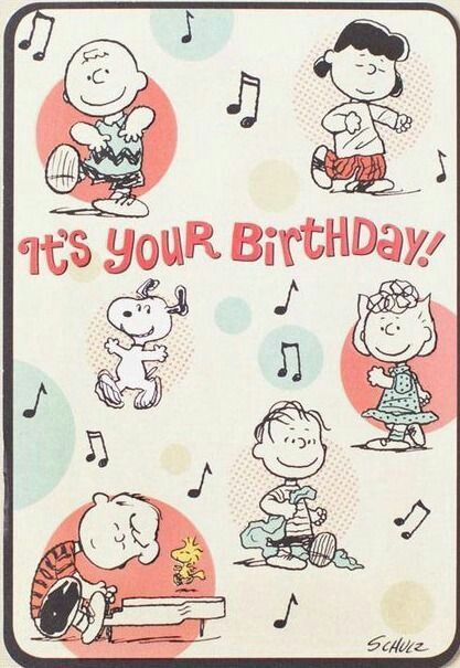Peanuts Gang Birthday Greeting Pictures Photos And Images For Facebook Tumblr Pinterest And