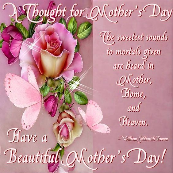A Thought For Mother's Day Pictures, Photos, and Images ...
