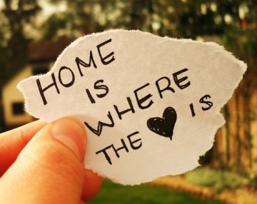 Image result for home is where the heart is