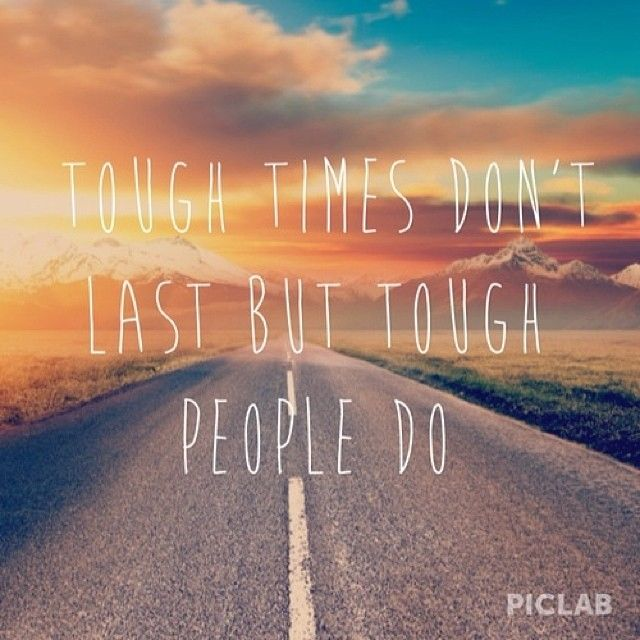 Times Tough Quote About