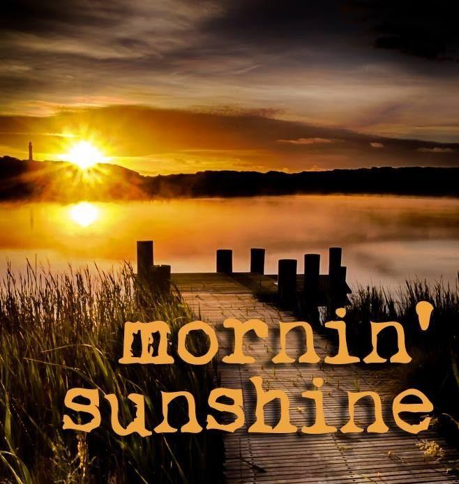 Good Morning Sunshine Gif