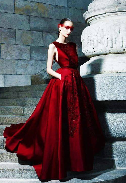 Red Formal Gown Pictures Photos And Images For Facebook