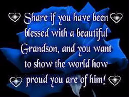 Blessed With A Beautiful Grandson Pictures Photos And