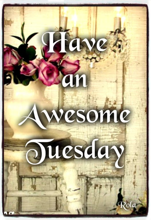Have An Awesome Tuesday Pictures Photos And Images For