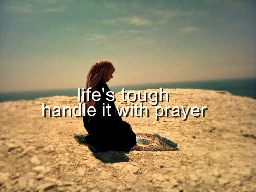 Lifes Tough, Handle It With Prayer Pictures, Photos, and ...