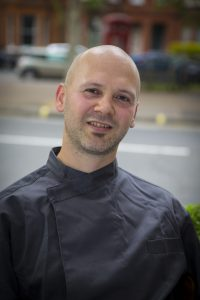 Head Chef, Marco Moscoloni