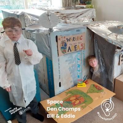 Space Den Champs