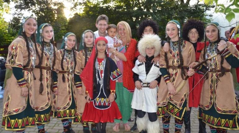 MFF Podlaskie Spotkania 2016, z Grupą z Gruzji