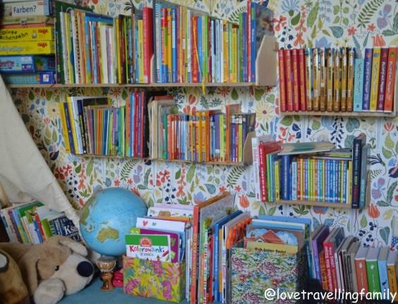 Recenzje książek dla dzieci Love travelling family
