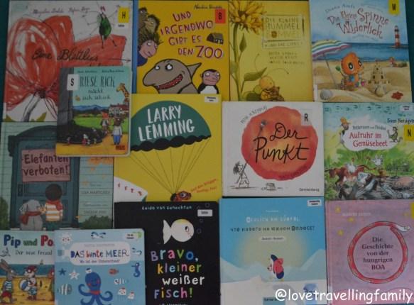 Nowości Książki obcojęzyczne dla dzieci cz. 1 Love travelling family
