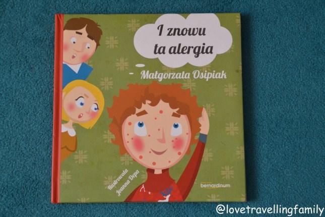 """""""I znowu ta alergia"""" Małgorzata Osipiak"""