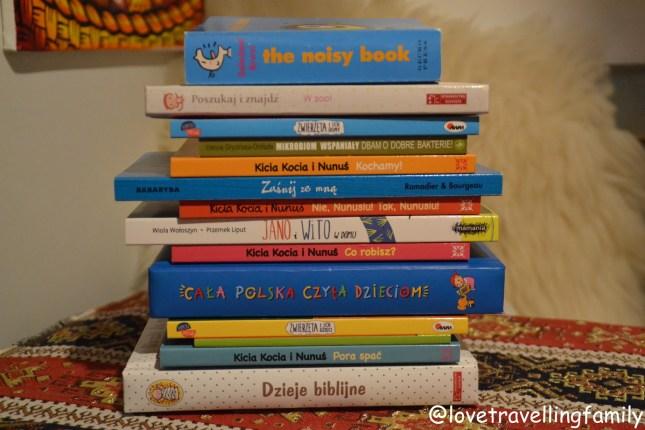 Książki dla maluchów wiek 0 - 3 cz.1 Książeczki kartonowe