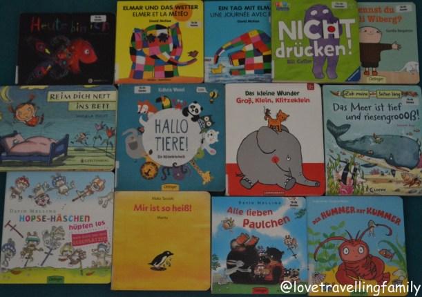 Książki obcojęzyczne dla maluchów wiek 0 – 3 cz.1 Książeczki kartonowe