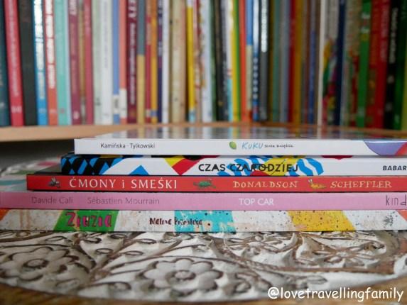 Książki dla przedszkolaków cz. 15 Recenzje książek dla 3-6 latków