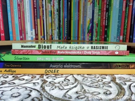 Książki dla pięciolatków, sześciolatków i siedmiolatków cz.1