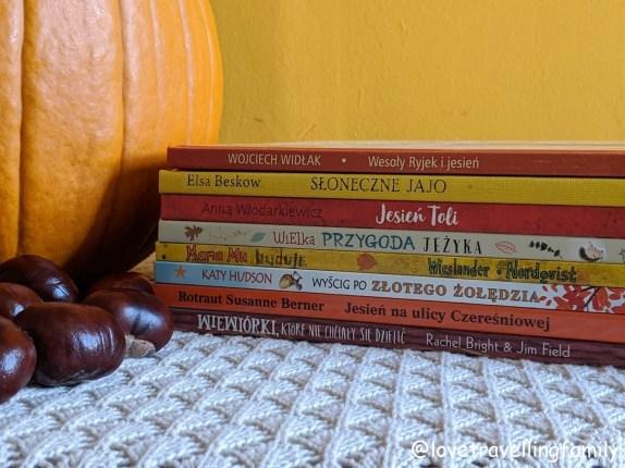 Najpiękniejsze książki dla dzieci o jesieni. Książki dla dzieci 0 - 6