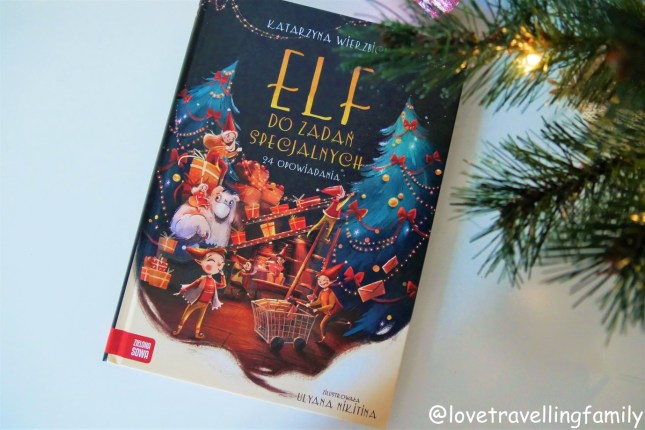 """""""Elf do zadań specjalnych"""" Katarzyna Wierzbicka. Recenzja książki"""
