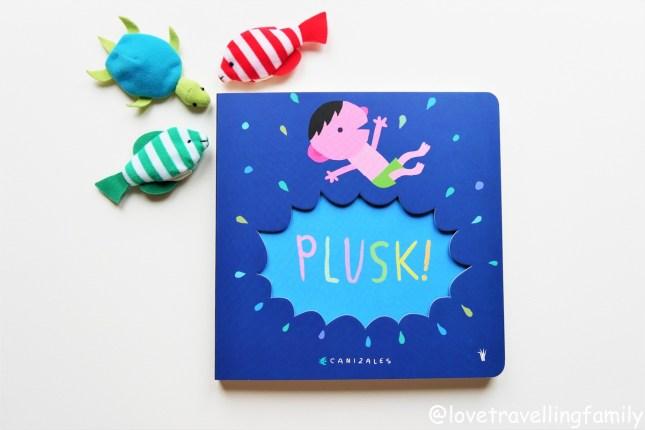 """""""Plusk!"""" Canizales. Książki dla maluszków. Recenzja"""