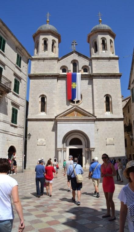 Church of St Nicholas, Kotor
