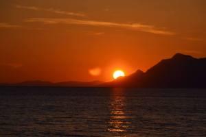 Makarska, Sunset, Croatia, Balkans