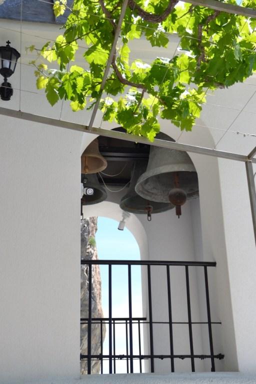 Ostrog Monastery bells