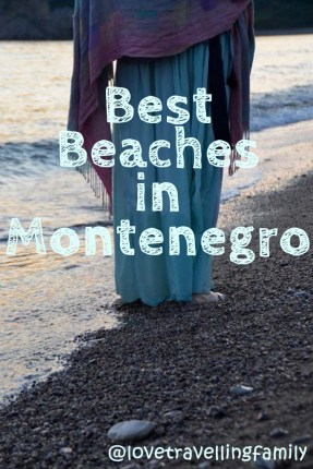Best Beaches in Montenegro