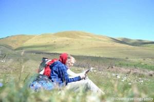 hitchhiking through Armenia | lovetravellingfamily