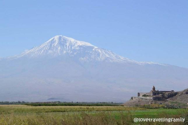 Armenia Khor Virap | lovetravellingfamily