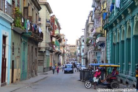 Bicitaxi, Havana, Cuba
