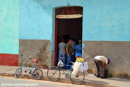 Bicycles, Trinidad