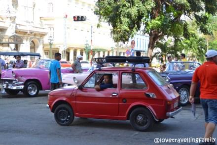 Fiat 126P Maluch, Havana, Cuba