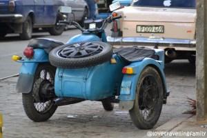 Motorcycle Diaries, Cuba