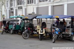 Taxi, Cienfuegos