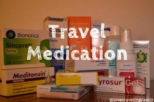 Travel Medication