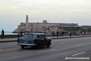 Castillo de San Salvador de la Punta, Havana