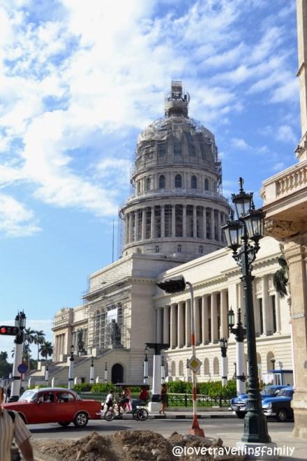 El Capitolio, Havana