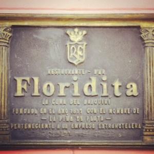 El Floridita, Havana