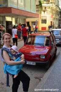 Fiat 126p in Havana
