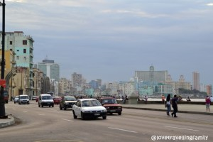 Havana, the Malecon