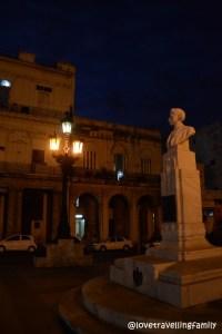 Paseo Martí, Havana