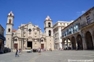 Plaza de la Catedral, Havana