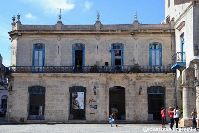 Plaza de la Catedral, Havana Vieja