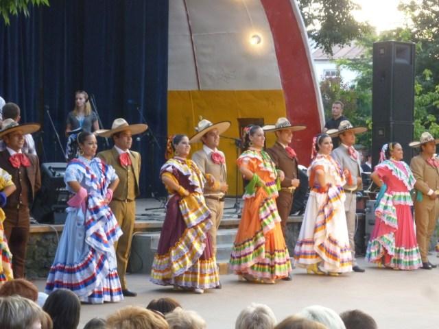 Group from Mexico, MFF Podlaskie Spotkania