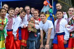 Love travelling family with Ukraine, MFF Podlaskie Spotkania