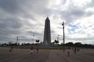 Plaza de la Revólucion, Havana