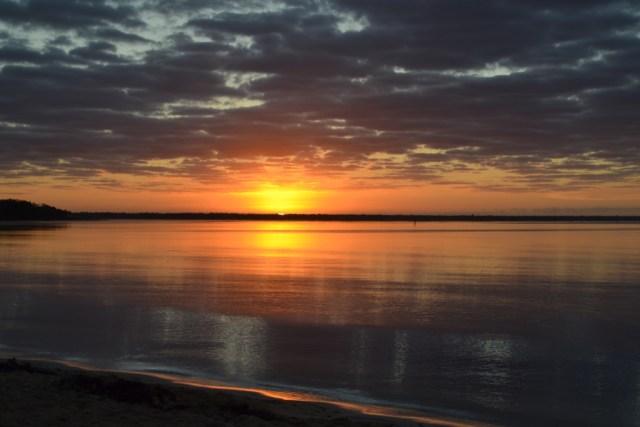 Sunrise Playa Larga, Cuba