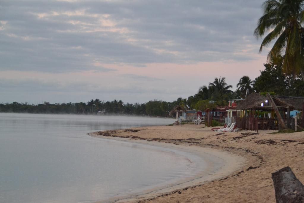 Sunrise And Fog Cuba