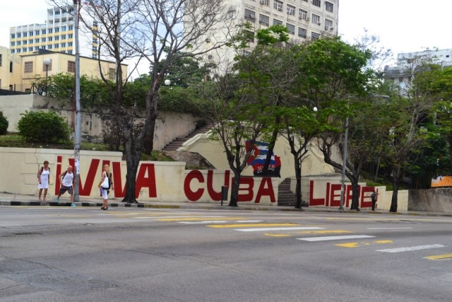 Viva Cuba Libre, Vedado, Havana